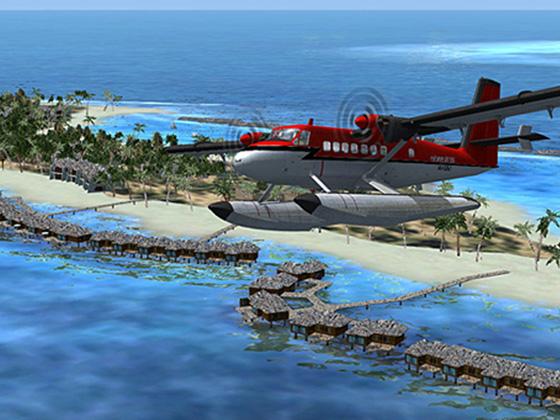 Aerosoft Maldives X - The Male Atolls