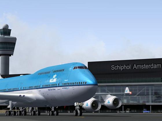 エアロソフト メガエアポート アムステルダム X