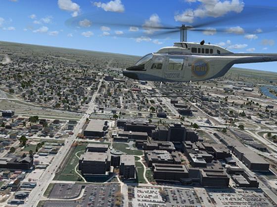 Aerosoft US Cities X - Indianapolis